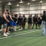 2019 National Scouting Combine DB/LB Pro Agility