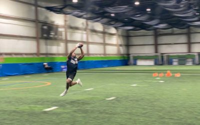 2020 National Scouting Combine: DB Drills