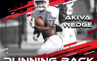 2021 National Scouting Combine Featured Athlete Akiva Wedge, RB from Southern Virginia University