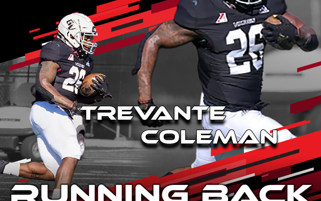 2021 National Scouting Combine Featured Athlete Trevante Coleman, RB from Grand View